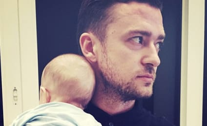 Justin Timberlake Celebrates First Father's Day with Baby Son