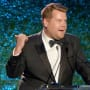 James Corden in a Tux