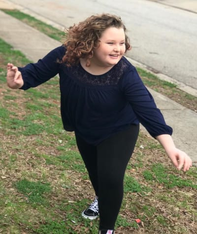 Honey Boo Boo: I'm Joining Dancing With The Stars!