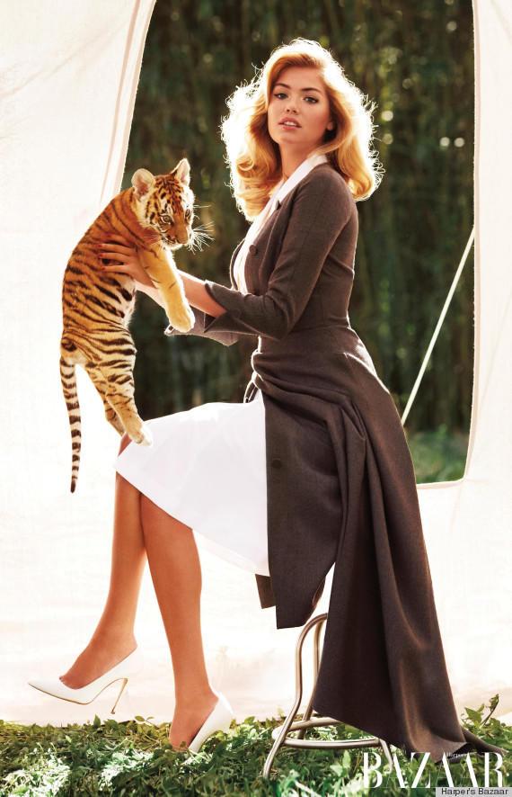 Kate Upton for Harper's Bazaar