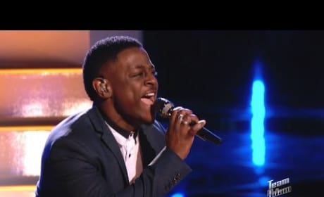 Damien - He Ain't Heavy, He's My Brother (The Voice Top 12)