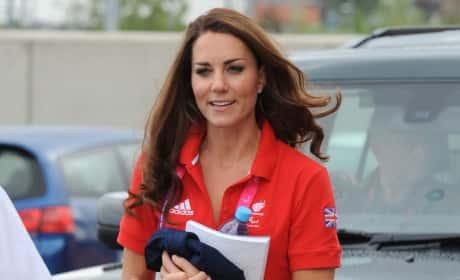 Skinny Kate Middleton