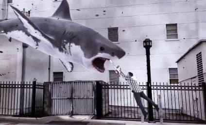 Sharknado 2: Coming This July! With Tara Reid and Ian Ziering!