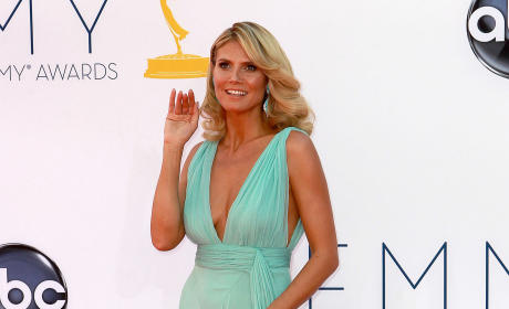 Who looked best at the 2012 Emmy Awards?