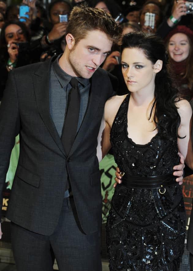A Robert Pattinson, Kristen Stewart Pic