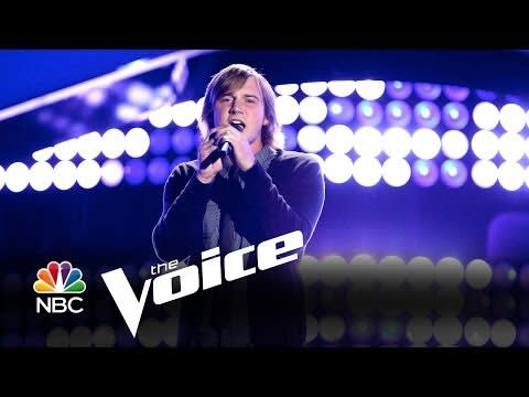 Morgan Wallen Collide The Voice Audition The Hollywood Gossip