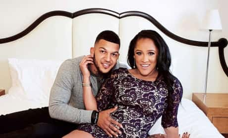 Natalie Nunn Pregnancy Reveal