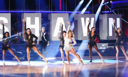 Dancing With the Stars Recap: Let's Hear it For the Girls!