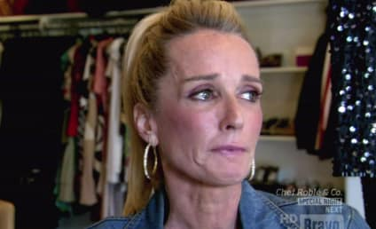 Kim Richards: Family Fears She'll Relapse as Ex-Husband Enters Final Days