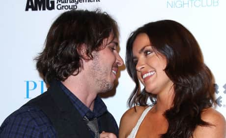 Ben Flajnik and Courtney Robertson Picture