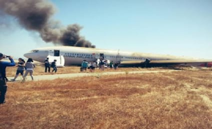 San Francisco Plane Crash Leaves 2 Dead, Many Injured