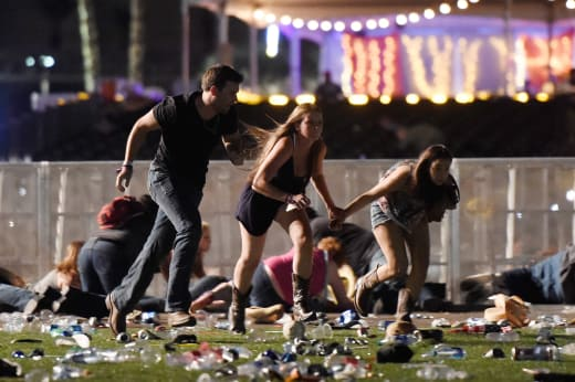 Las Vegas Shooting Picture