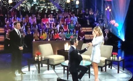 Arie Proposing to Lauren