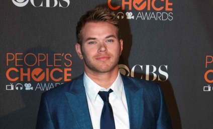 Kellan Lutz for PETA: Clothed, Pushing for Adoption