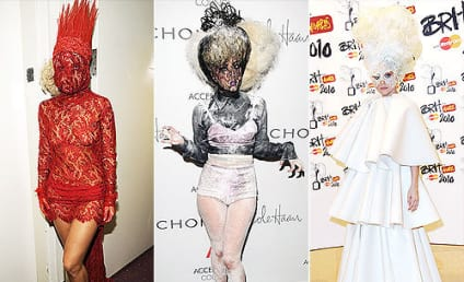 Lady Gaga: What's Her Best Face Mask?