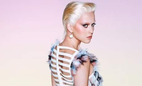 Katy Perry Blonde Photo