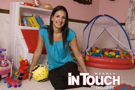 Stephanie Santoro in In Touch