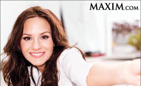 Pretty in Maxim