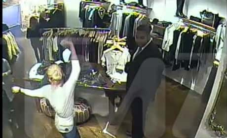 Amanda Bynes Shoplifting Video