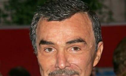 Burt Reynolds Hospitalized, in ICU With Flu