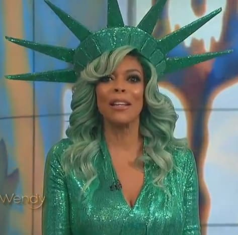 Wendy Williams Collapses 2