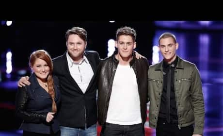 The Voice Top 8 Eliminations, Instant Save
