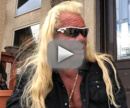 Duane chapman my broken heart sent me to the hospital