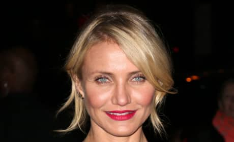 Cameron Diaz at Other Woman Premiere