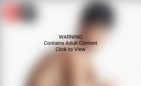 Topless Rihanna Photo