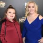 June Shannon and Honey Boo Boo, Growing Up Hip Hop: Atlanta Premiere