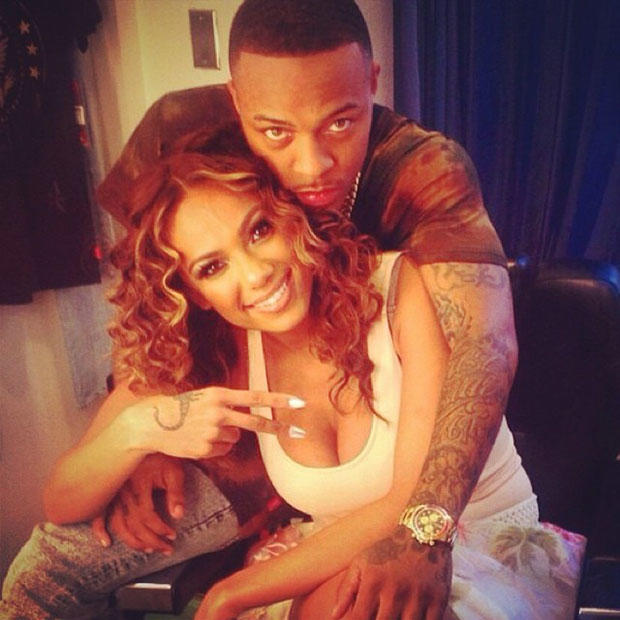 erica mena dating 2014 Congratulations to bow wow and erica mena  after six months of dating, bow wow, 27, and erica mena,  bow wow and erica both have children from.