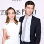 Leighton Meester and Adam Brody Pic