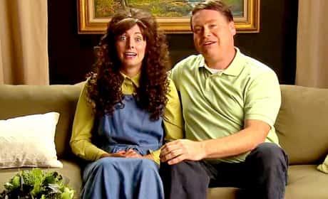 Michelle Duggar and Jim Bob Duggar: Mocked by Funny or Die
