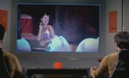 Captain Kirk, Starship Enterprise Crew Perplexed by Miley Cyrus VMA Routine