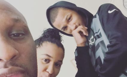 Lamar Odom's Kids: PISSED OFF That He Snubbed Them in N.Y.!