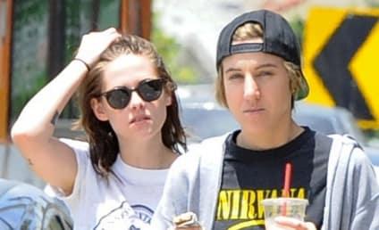 Kristen Stewart & Alicia Cargile: Secretly Married?!
