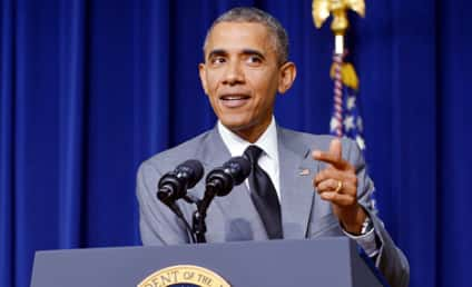 "Barack Obama Sings ""Fancy"" in Latest Lip Dub Masterpiece: Watch!"