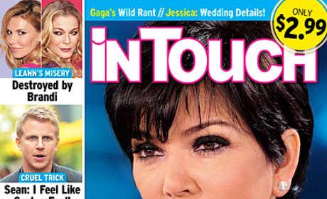 Kris Jenner is Nuts!