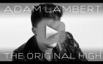 """Adam Lambert - """"Underground"""""""