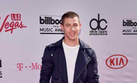 Nick Jonas at the Billboard Music Awards