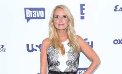 Kim Richards: Rehab-Bound After Drunken Arrest