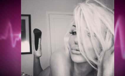 Courtney Stodden: Naked Selfie on Instagram!
