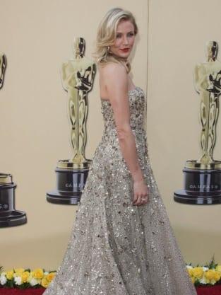 Cameron Diaz Oscar Gown