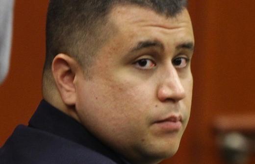 Zimmerman in Court
