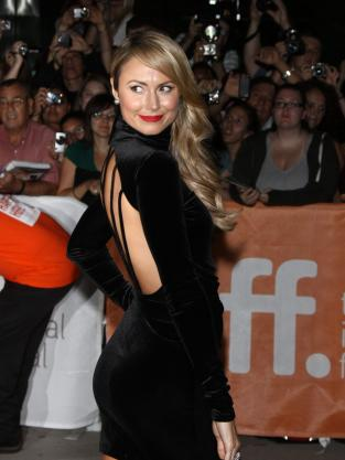 Stacy Keibler on the Red Carpet