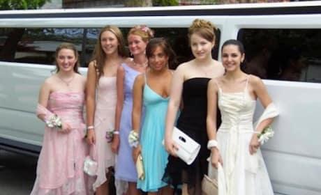 Lady Gaga Prom Photo