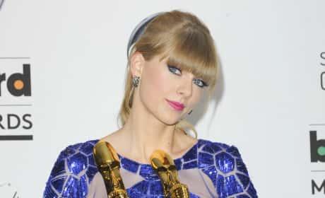 Taylor Swift Wins BIG