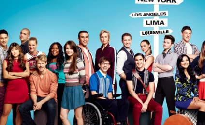 Glee Season 5: Say Farewell To...
