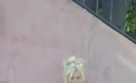 Courtney Stodden Ice Bucket Challenge