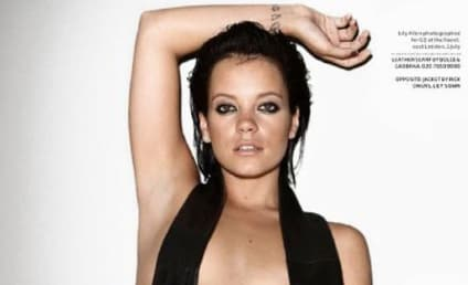 Lily Allen: Topless, Woman of the Year